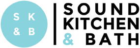 ... Sound Kitchen & Bath on Instagram · logo